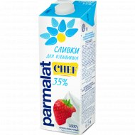 Сливки «Parmalat» ультрапастеризованные, 35%, 1 кг