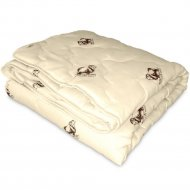 Летнее одеяло «Овечья шерсть» 220х200 см.