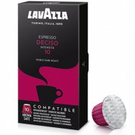 Кофе молотый «Lavazza» Espresso Deciso 10, 50 г