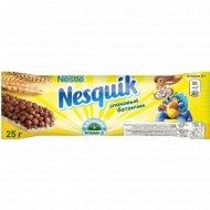 Батончик «Nesquik» цельный 25 г