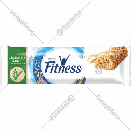 Батончик «Fitness» с цельными злаками 23.5 г.