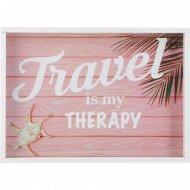 Копилка «Travel» 21х30x2.5 см.