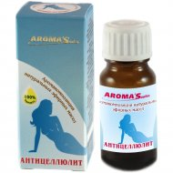 Аромакомпозиция масел эфирных «Антицеллюлит» натуральных, 10 мл