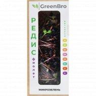 Микрозелень «GreenBro» редис фиолетовый, 40 г