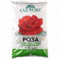 Почвогрунт «Сад Чудес» роза 2.5 л.