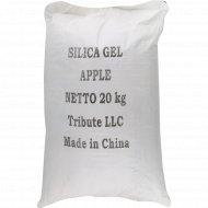 Наполнитель силикагелевый «Кошкина Полянка» с ароматом яблока, 20 кг.