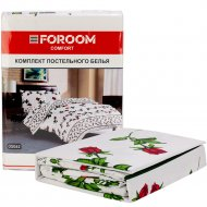 Комплект постельного белья «Роза красная» семейный
