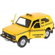 Машина «Такси Lada 4x4».