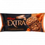 Печенье «Гранола» с шоколадом и карамелью, 75 г.