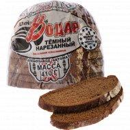 Хлеб «Водар Тёмный» нарезанный 410 г.