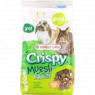 Корм для кроликов «Crispy Muesli Rabbits» 1 кг.