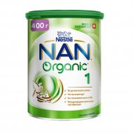 Смесь сухая молочная «NAN 1» с рождения, 400 г.