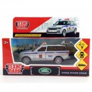 Машина «Range Rover Vogue» полиция.
