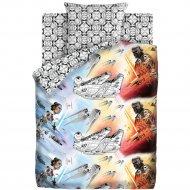 Комплект постельного белья «Star Wars Neon» Тысячелетний сокол, 50х70