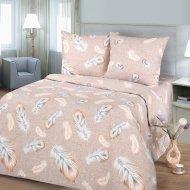 Комплект постельного белья «Моё бельё» Перья 11576/1, двуспальный