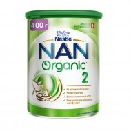 Смесь сухая молочная «NAN 2» адаптированная, 400 г.