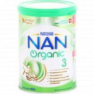 Напиток сухой молочный «NAN 3» детское молочко, 400 г.