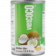 Молоко кокосовое «Vietcoco» 17-19%, 400 мл.