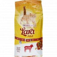 Полнорационный сухой корм «Lara» для кошек, ягненок, 10 кг.