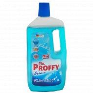 Средство моющее для мытья полов «Mr. Proffy» ocean 1 л.