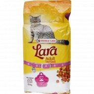 Сухой корм «Lara» для стерелизованных кошек, курица, 10 кг.