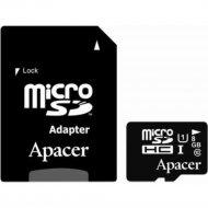 Карта памяти «Apacer» AP 16G MCSH10U1-R.