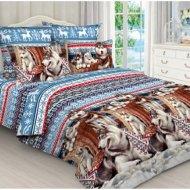 Комплект постельного белья «Моё бельё» 5816, Евро