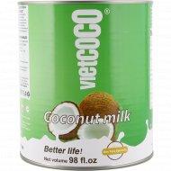 Молоко кокосовое «Vietcoco» 17-19%, 290 мл.