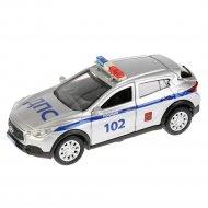Машина «Infiniti Qx30» полиция.
