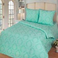 Комплект постельного белья «Моё бельё» Бирюза 10333/10, полуторный
