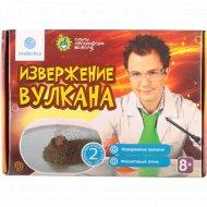 Игровой набор для химических экспериментов «Извержение вулкана».