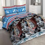 Комплект постельного белья «Моё бельё» Классик 5816, полуторный