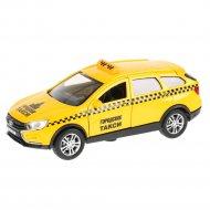 Машина «Такси Lada Vesta sw cross».