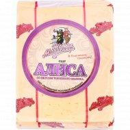 Сыр «Щедрая масленица» алиса со вкусом топлёного молока, 50%, 200 г