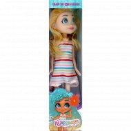 Игрушка «Кукла» разноцветное платье.