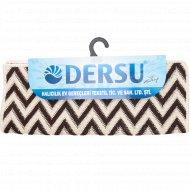 Коврик «Dersu» 60х90 см, коричневый.