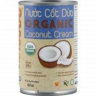 Сливки «BIO» кокосовые, 22-24%, 400 мл.