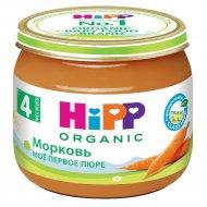 Пюре «HiPP» морковь, 80 г.