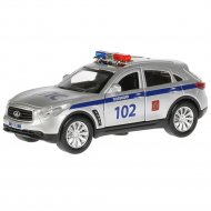 Машина «Infiniti Qx70» полиция.