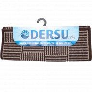 Коврик «Dersu» 60х90 см, кремово-коричневый.