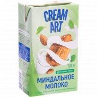 Напиток миндальный «Cream Art» ультрапастеризованный, 1 л.