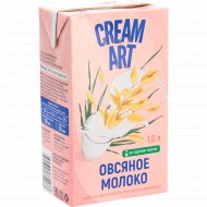 Напиток овсяный «Cream Art» ультрапастеризованный, 1 л.