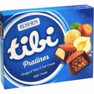 Конфеты шоколадные «Tibi Pralines» 117 г.