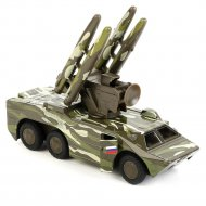 Машина «Зенитный ракетный комплекс Оса».