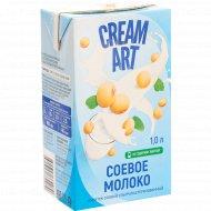 Напиток соевый «Cream Art» ультрапастеризованный, 1 л.
