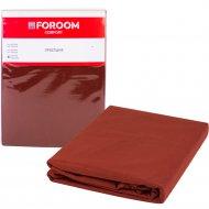 Простыня «Foroom comfort» евро, шоколад
