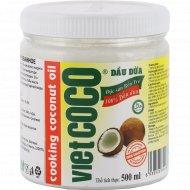 Масло кокосовое «Bio» рафинированное, 500 мл.
