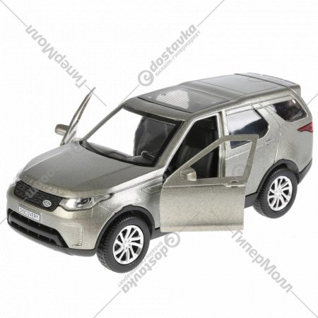 Машина «Land Rover Discovery».