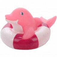 Игрушка для ванны «Зверята на понтонах».