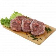 Полуфабрикат из мяса индейки «Стейк из голени индейки» 1 кг., фасовка 0.5-0.6 кг